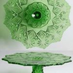 Green Depression Glass Patterns